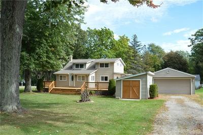 Algonac Single Family Home For Sale: 4259 Taft