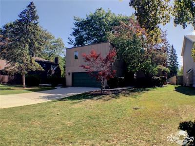 Port Huron Single Family Home For Sale: 1810 S Woodland Dr