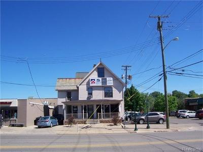 Rochester Commercial Lease For Lease: 115 E University Dr
