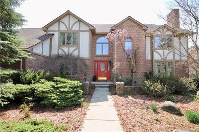Farmington Hills Single Family Home For Sale: 34167 Lyncroft Crt