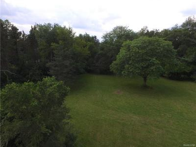 Bloomfield Hills Residential Lots & Land For Sale: 6830 Colby Ln