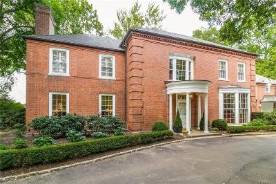 Grosse Pointe Farms Single Family Home For Sale: 324 Provencal Rd
