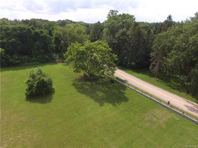 Bloomfield Hills Residential Lots & Land For Sale: 6903 Colby Ln
