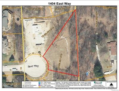 Residential Lots & Land For Sale: 1404 East Way