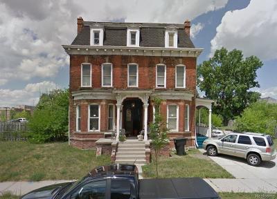 Detroit Single Family Home For Sale: 269 Watson St