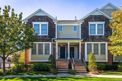 Royal Oak Condo/Townhouse For Sale: 206 Stonebrooke Crt