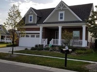Canton Single Family Home For Sale: 322 Chester Arthur Dr Dr