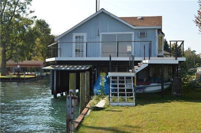 Algonac Single Family Home For Sale: 226 Kama Ct