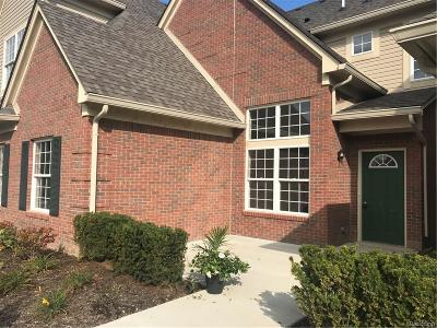 Shelby Twp Condo/Townhouse For Sale: 7904 Marie