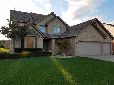 Sterling Heights MI Single Family Home For Sale: $319,000