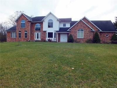 Farmington Hills Single Family Home For Sale: 37297 Howard Rd