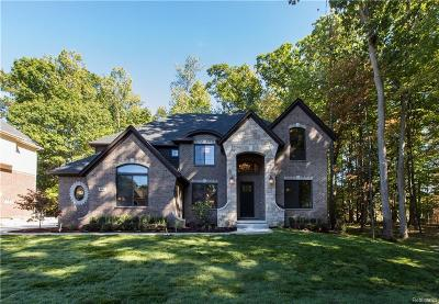 Troy Single Family Home For Sale: 2140 Charnwood Dr