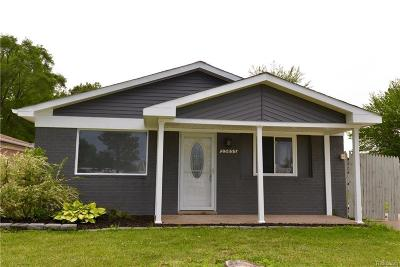 Taylor Single Family Home For Sale: 23855 Superior Rd