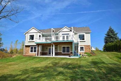 Single Family Home For Sale: 4223 Cahokia