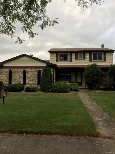 Sterling Heights Single Family Home For Sale: 4703 Algonquin Dr