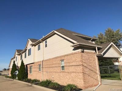 Roseville Multi Family Home For Sale: 16551 E 12 Mile Road