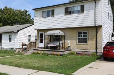 Madison Heights Single Family Home For Sale: 30180 Northeastern Hiwy