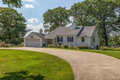 St. Clair Single Family Home For Sale: 3270 Waldheim Dr