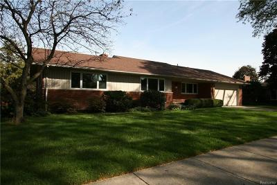 Single Family Home For Sale: 60 S Edgewood Dr