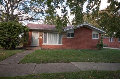 Clinton Township Single Family Home For Sale: 21121 Wakefield St
