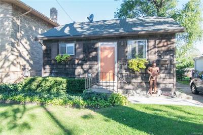 Ferndale Single Family Home For Sale: 463 Vester St