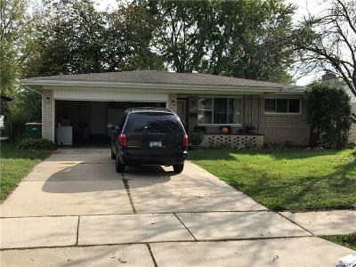 Sterling Heights Single Family Home For Sale: 3090 Juanita Dr