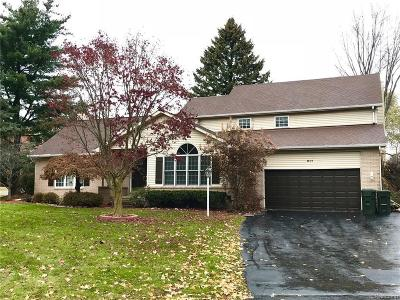 Rochester Hills Single Family Home For Sale: 817 Wilwood Rd