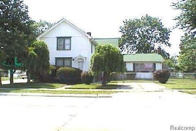 Roseville Single Family Home For Sale: 18920 Martin Rd