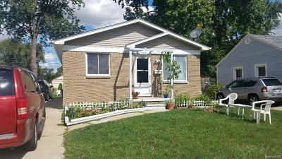 Madison Heights Single Family Home For Sale: 563 E Guthrie Ave