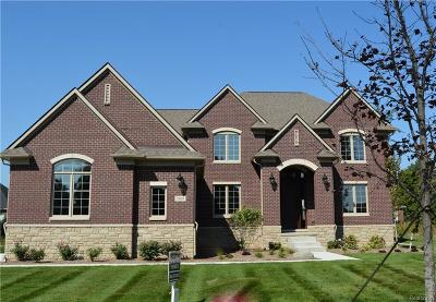 Sterling Heights Single Family Home For Sale: 3909 Corkwood Dr
