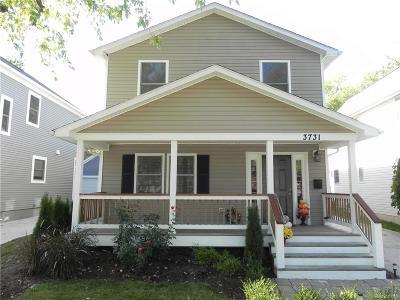 Berkley Single Family Home For Sale: 3731 Buckingham Ave
