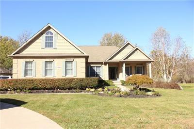 Fort Gratiot Single Family Home For Sale: 3846 Conifer Crt