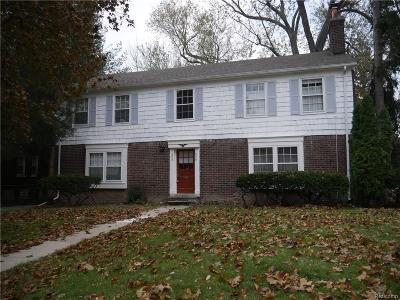 Grosse Pointe Multi Family Home For Sale: 504 Neff Rd