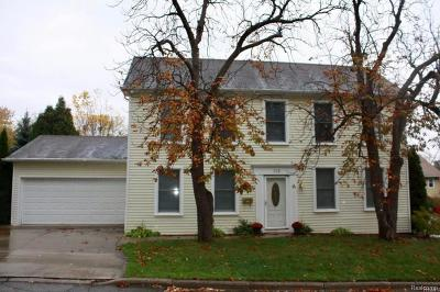 Saint Clair Single Family Home For Sale: 315 S 7th St