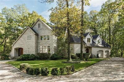 Bloomfield Hills Single Family Home For Sale: 230 W Big Beaver Rd