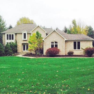Rochester Single Family Home For Sale: 1483 Highpoint Dr