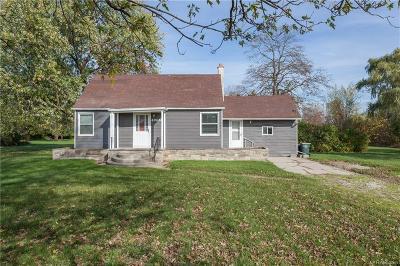 Canton Single Family Home For Sale: 49626 Mott Rd