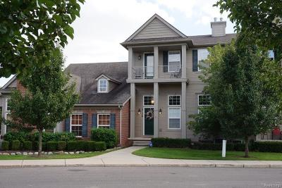 Lake Orion Condo/Townhouse For Sale: 3178 Grand Circle Park