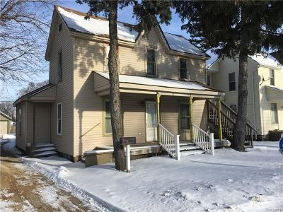Oakland Multi Family Home For Sale: 94 S Washington St