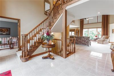 Northville Single Family Home For Sale: 858 Andover Dr