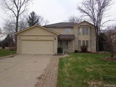 Troy Single Family Home For Sale: 4023 Shadrock Dr
