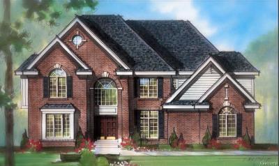 Farmington Hills Single Family Home For Sale: 34207 Oak Forest Dr