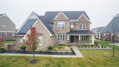Clarkston Single Family Home For Sale: 4557 Oakhurst Ridge Rd