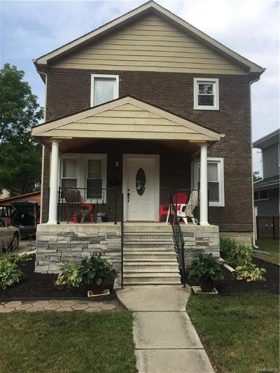 Royal Oak Single Family Home For Sale: 120 Kayser Ave