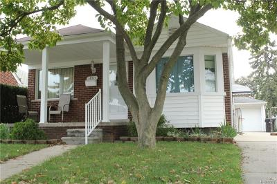 Allen Park Single Family Home For Sale: 14571 Cleophus Ave
