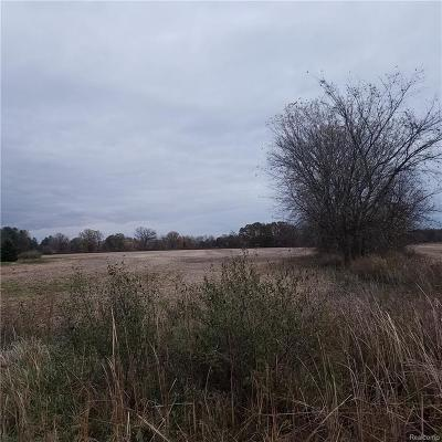 Casco Residential Lots & Land For Sale: Church Rd