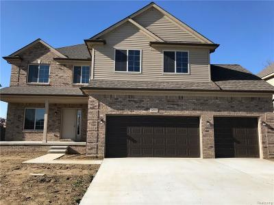 Chesterfield Single Family Home For Sale: 52851 Schafers Run Crt