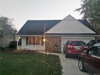 Sterling Heights Single Family Home For Sale: 3508 Barbara Dr