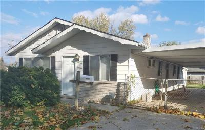 Wayne Single Family Home For Sale: 3535 Barry St