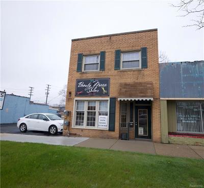 Commercial/Industrial For Sale: 22210 Harper Ave